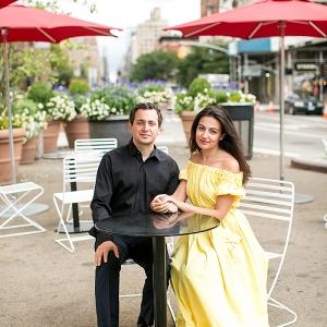 Romantic getaway to New York City