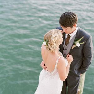 Rustic Waterside Wedding in Virginia Beach