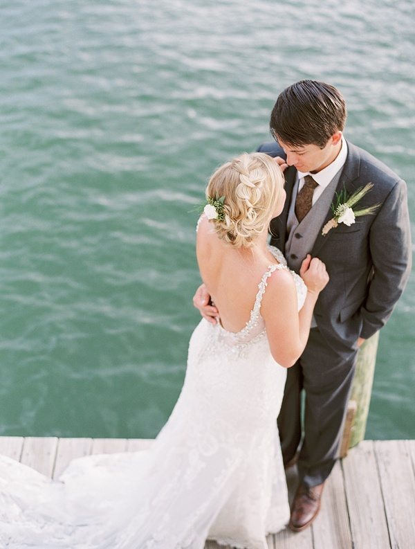 Rustic Waterside Wedding in Virginia Beach