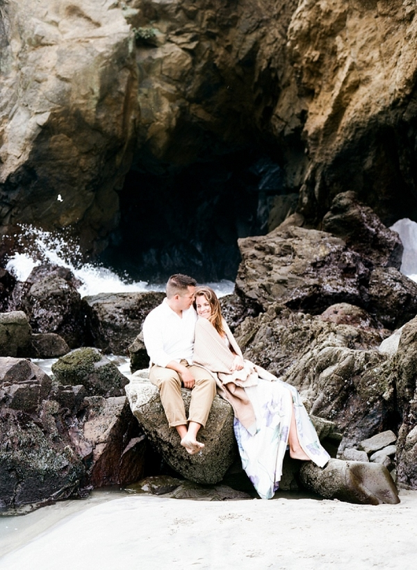 Big Sur destination portraits