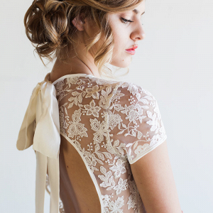 Steph Lace Bridal Jumpsuit