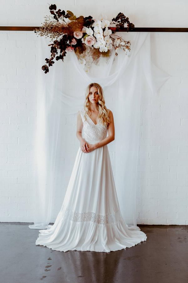 Sierra Wedding Dress