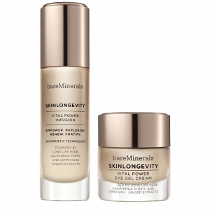 Skinlongevity Serum and Eye Cream