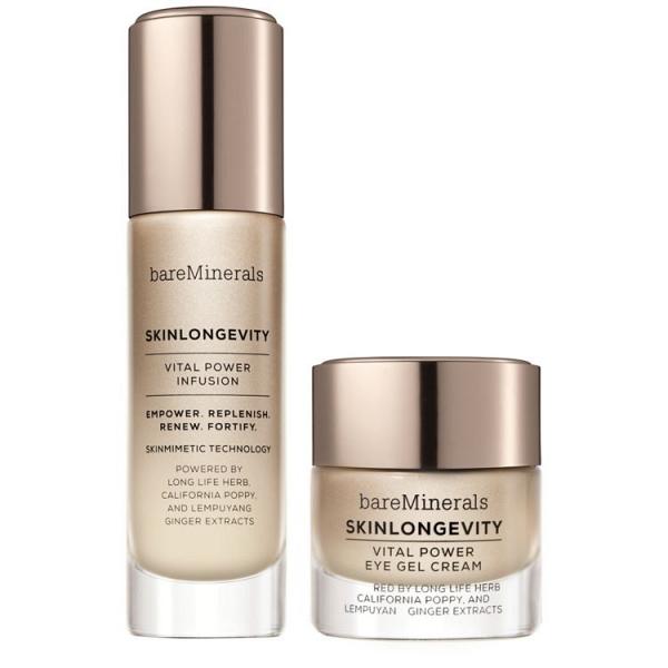 Skinlongevity Serum and Eye Cream