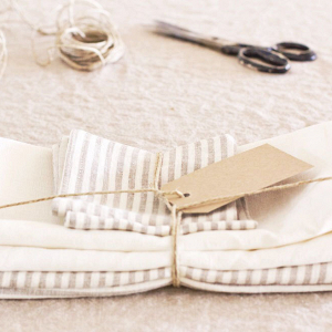 Striped Wedding Napkins
