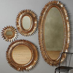 Sundial Mirrors