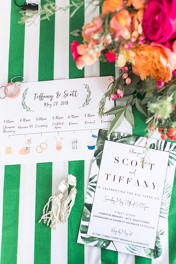 Surprise Wedding Invitation