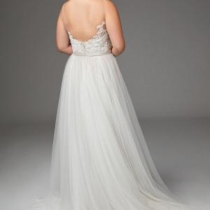 Watters Azriel Wedding Dress Back
