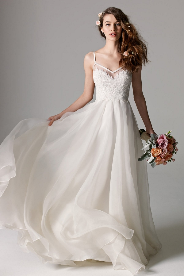 Watters Kai Bridal Gown