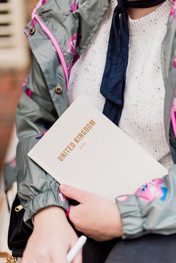 Honeymoon Travel Journal