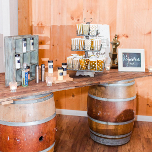 rustic chic shadow creek leesburg wedding