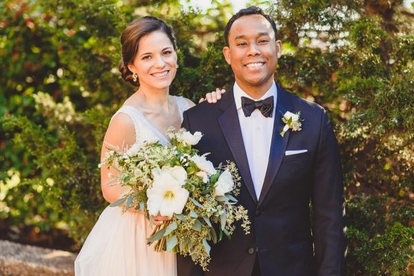 Josephine Butler Parks Center brunch wedding