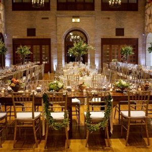 Greenery reception
