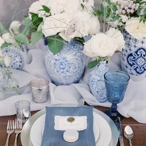 chinoiserie wedding inspiration