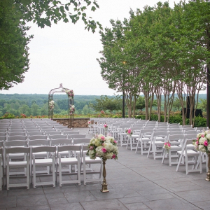 Simple and Beautiful Ceremony Space