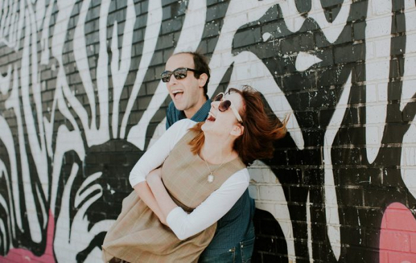 DC Wall Mural Engagement Session